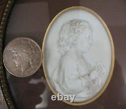 Antique James Tassie 18th Century Glass Cameo Relief Plaque Sold Sotheby's 1903