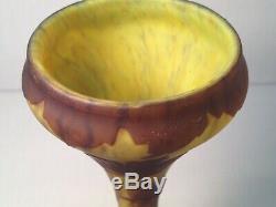 Antique Loetz Cameo Glass Richard Cabinet Vase
