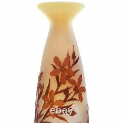 Emile Galle Cameo Vase