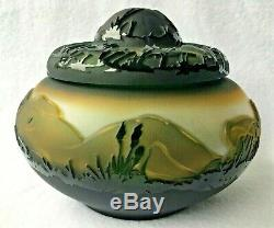 Kelsey Murphy Cache Box Cameo Nude Woman Covered Jar