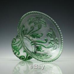 Large Thomas Webb & Sons Cameo Fleur Vase c1930
