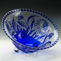 Loetz Cameo Bowl c1920