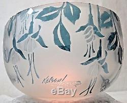 RARE Kelsey Murphy Robert Bomkamp RPGB 9 x 5 Cameo Bowl #36/5000