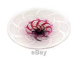 Rare Art Deco bowl cameo glass- ARCS- Le verre francais, Charder