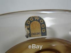 Vintage English Wedgwood Art Glass Mug Cup Tankard Churchill Jasper Cameo